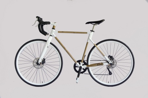 Spedagi Bamboo bicycle by the CV Pirani Works, Indonesia, which received Good Design Gold Award 2018. https://www.spedagi.com (Photo: Business Wire)