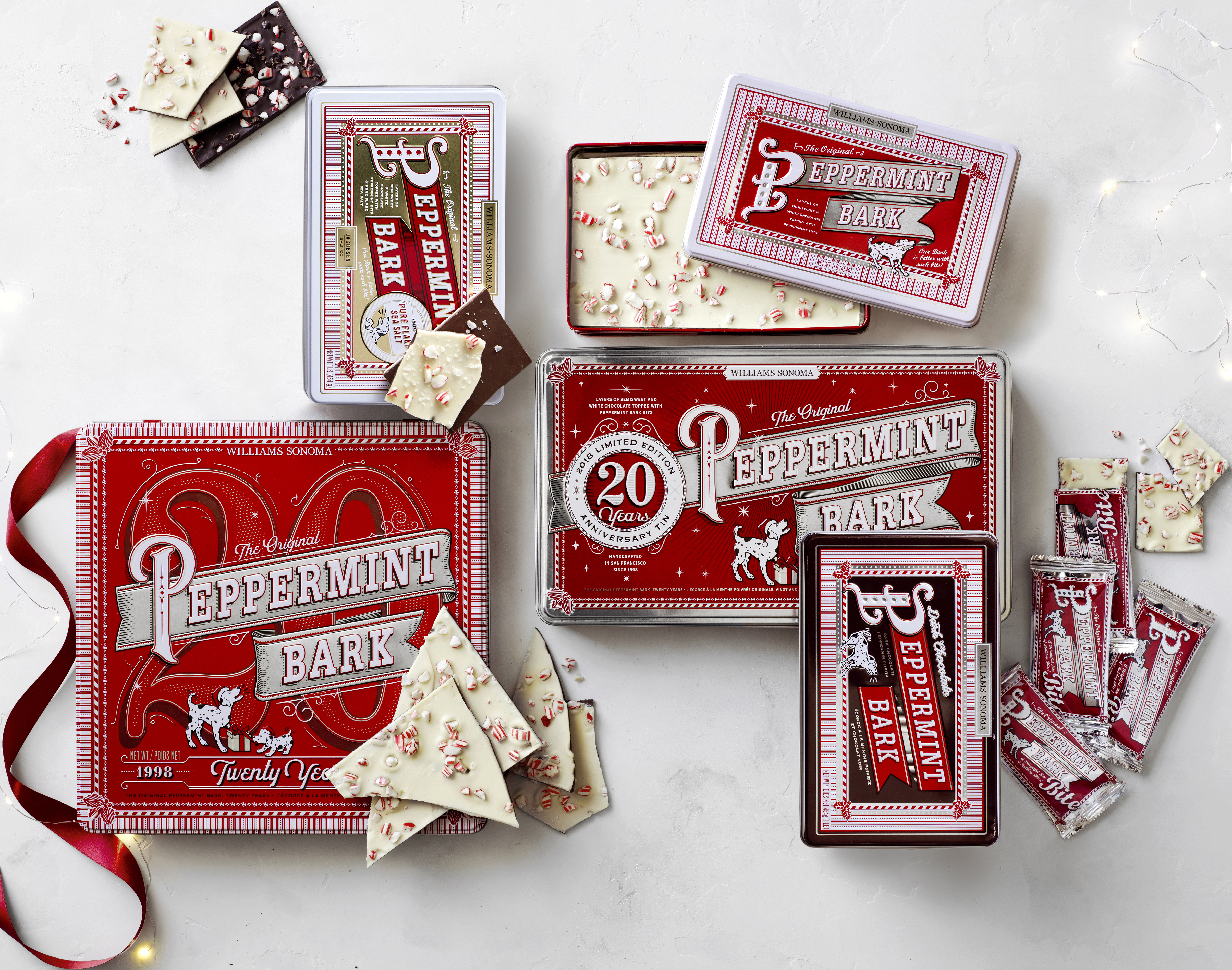 Williams Sonoma Christmas Catalog.Williams Sonoma Launches A Chance To Win With Every Tin