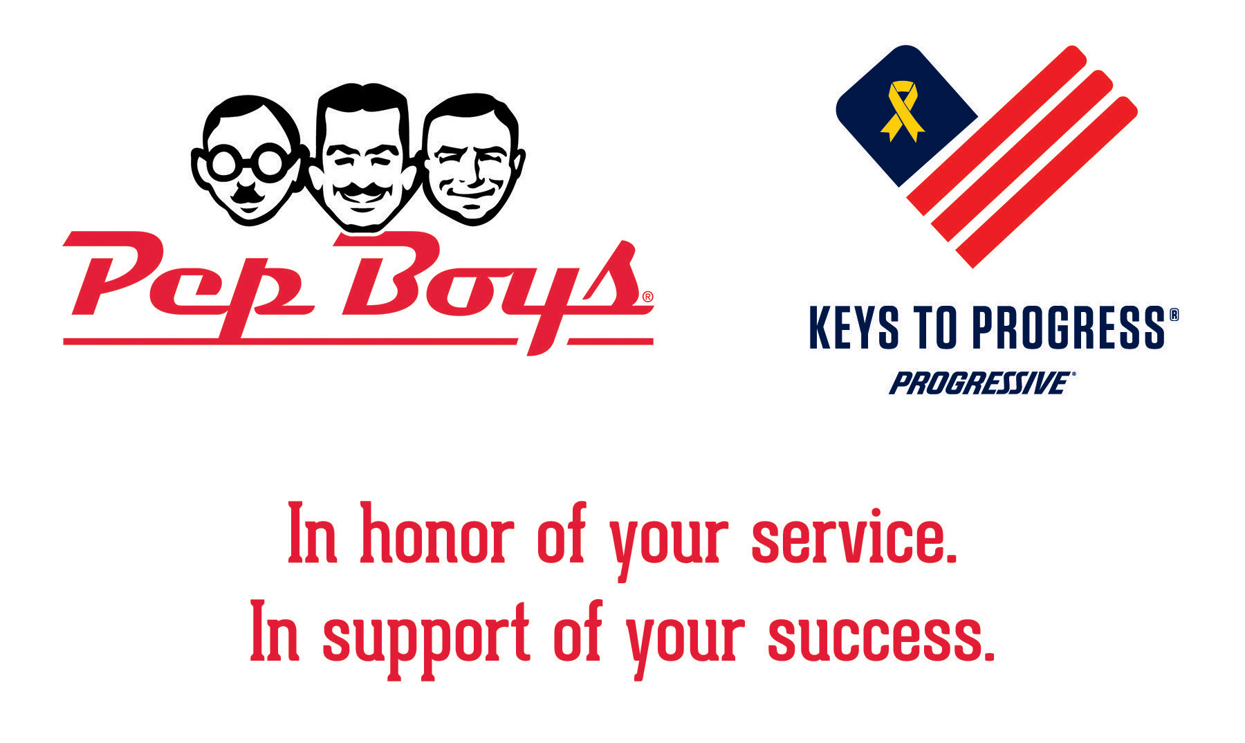 Pep Boys Presents Free One Year Vehicle Maintenance Packages To 106