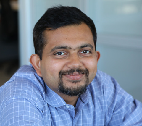 Anand Gopalan, Ph.D., Chief Technology Officer (CTO) at Velodyne Lidar, is presenting on lidar technology at the IDTechEx Show!. (Photo: Business Wire)