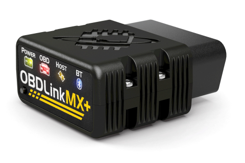 OBDLink MX+ Bluetooth OBD2 Scanner (Photo: Business Wire)