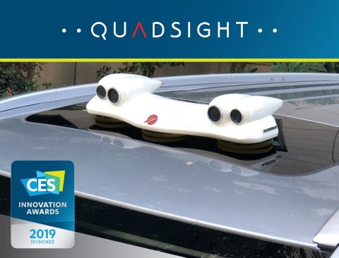 Foresight's flagship product QuadSight™ is a multi-spectral stereoscopic vision system that offers u ...