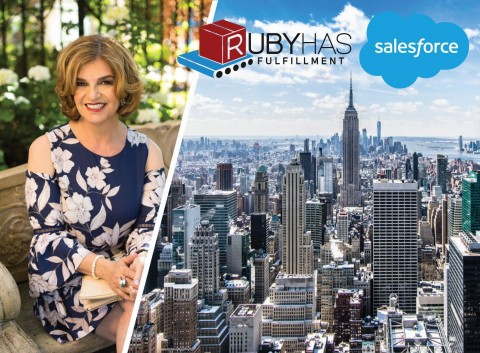 Esther Kestenbaum to participate in Salesforce Women in Leadership Panel: Disrupt the World, Create Outstanding Opportunities (Photo: Business Wire)