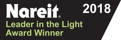 Ventas Honored as Nareit's Healthcare Leader in the Light