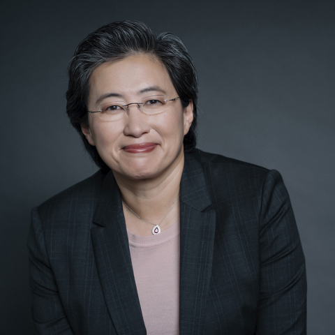 AMD President and CEO Dr. Lisa Su (Photo: Business Wire)