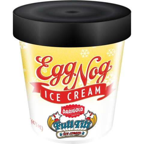 Darigold Partners with Full Tilt to Offer Eggnog Ice Cream This Holiday Season (Photo: Business Wire ...