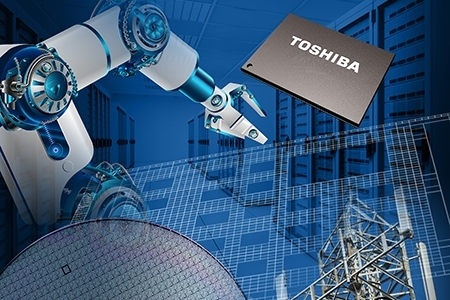Toshiba: 130nm FFSA(TM) development platform featuring high performance, low power and low cost structured array.(Artist's impression)(Graphic: Business Wire)