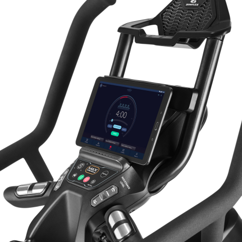 The Bowflex Max Trainer® M6 and M8 cardio machines feature compatibility with the Max Intelligence™ platform to provide users with unique, personalized workouts. (Photo: Business Wire)