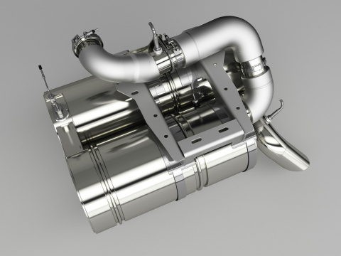 Achieve China IV and China VI (standards) with Eminox exhaust aftertreatment systems (Photo: Busines ...
