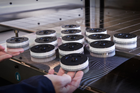 Stratasys Global Manufacturing Network is now available in Italy, Korea, Mexico and the United States (Photo: Business Wire)