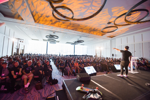 Spatial Summit by XYO Network; Co-Founder Scott Scheper (Photo: Business Wire)