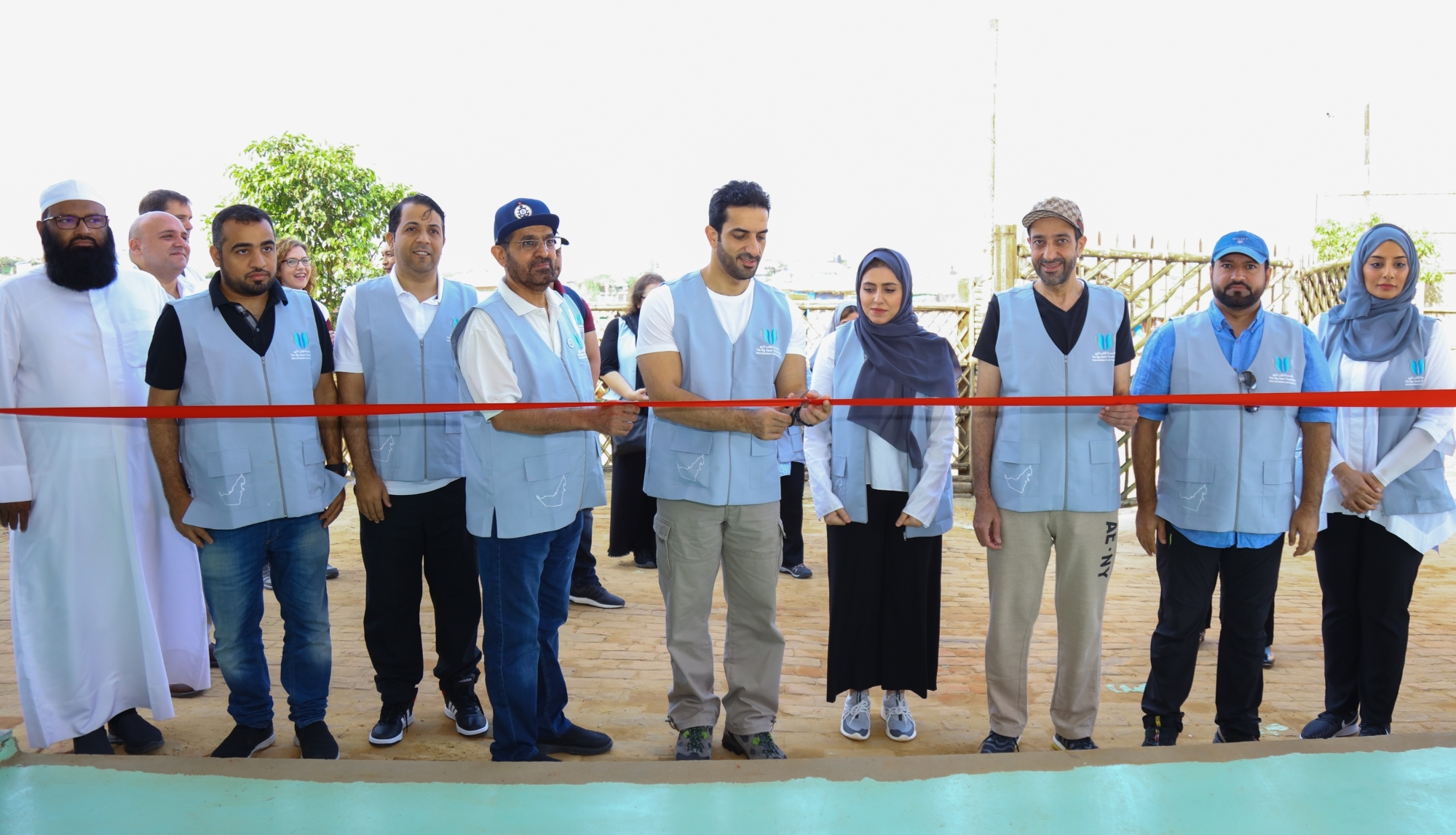 Hospital in Cox's Bazar Will Offer 24/7 Medical Aid to 140,000