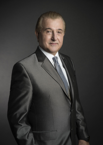 Bruce Khavar, Founder and CEO, of Cyber Advanced Technology (Photo: Business Wire)