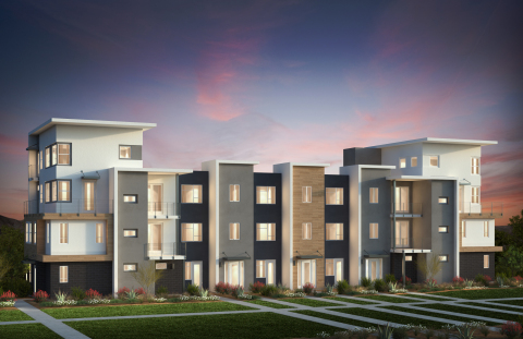 New KB homes now available in San Jose. (Photo: Business Wire)