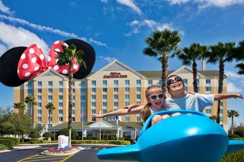 The Hilton Garden Inn Orlando. (Photo: Business Wire)