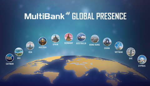 MultiBank Group Global Presence. (Photo: Business Wire)