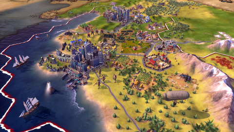 Sid Meier's Civilization VI will be available on Nov. 16. (Photo: Business Wire)