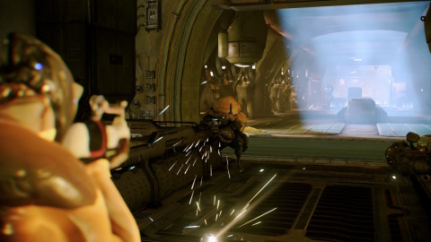 Warframe will be available on Nov. 20. (Photo: Business Wire)