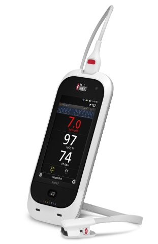 Masimo Rad-67™ with SpHb® (Photo: Business Wire)