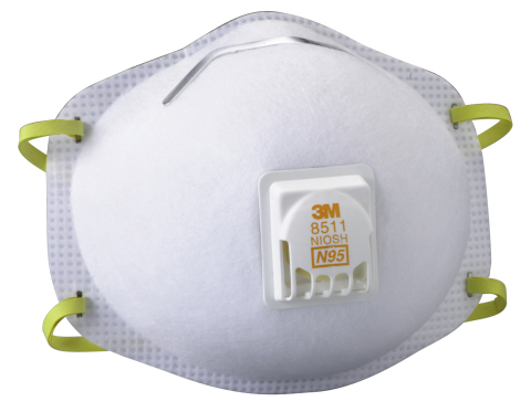 3M N95 (Photo: Business Wire)