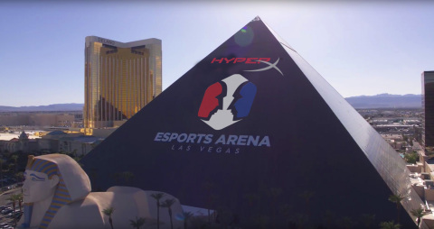 HyperX and Allied Esports Announce HyperX Esports Arena Las Vegas. Naming Rights Partnership the First for a Dedicated Multipurpose Esports Arena in North America. (Photo: Business Wire)