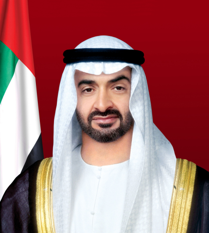His Highness Sheikh Mohammed bin Zayed Al Nahyan, Crown Prince of Abu Dhabi and Deputy Supreme Comma ...