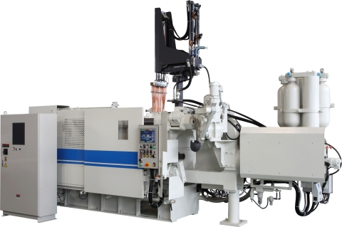 New Die Casting Machines DC-KT Series (Photo: Business Wire)