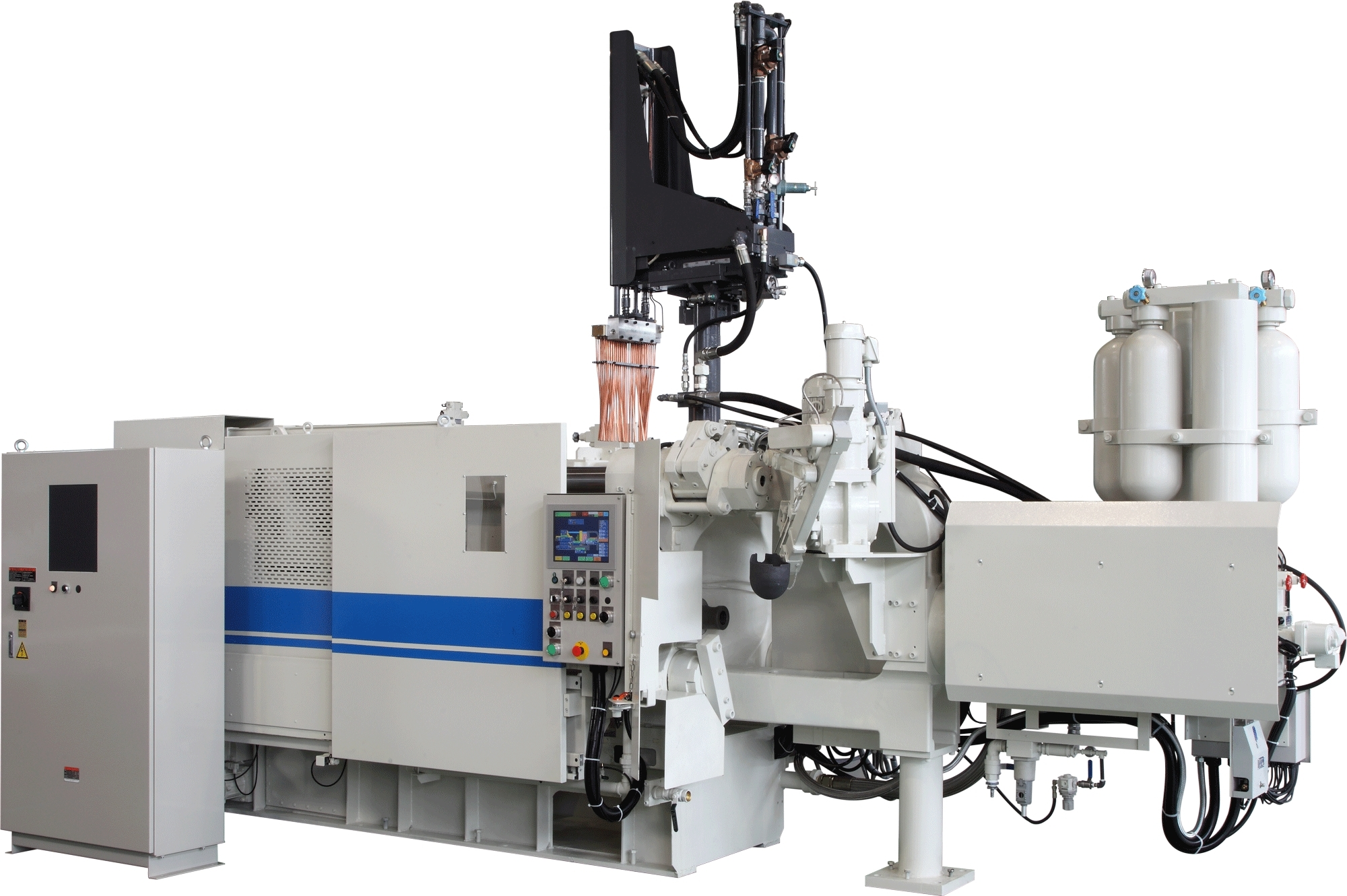 Toshiba Machine Launches New Die Casting Machines for