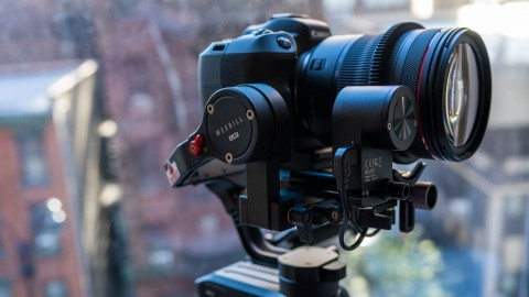 The Zhiyun-Tech WEEBILL LAB doesn't wobble. It's also one of the smaller handheld stabilizers in its ...