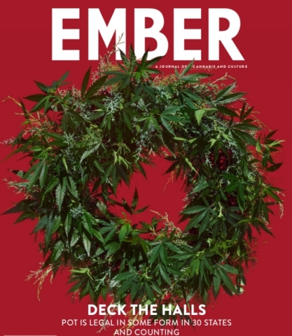 EMBER Volume 3 Cover (Graphic: Business Wire)