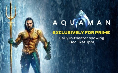 "JASON MOMOA as Aquaman in Warner Bros. Pictures' action adventure ""AQUAMAN,"" a Warner Bros. Pictures release. Courtesy of Warner Bros. Pictures & © DC Comics"