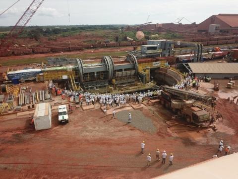 CBG Bauxite mine (Photo: Business Wire)
