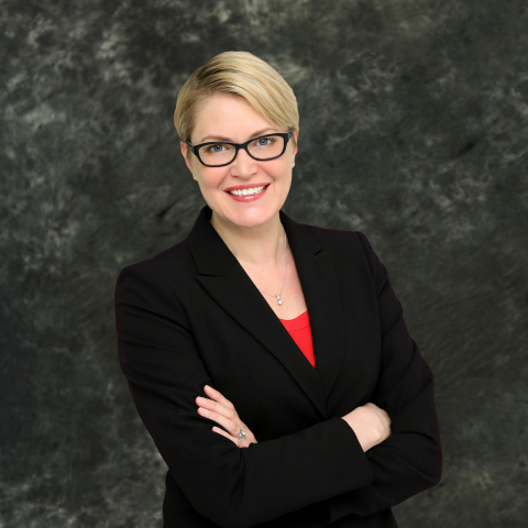 Marisa Zaharoff, MSN, RN, President of Cross Country Healthcare's Per Diem Staffing Division (Photo: Business Wire)