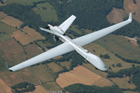"""We look forward to providing our unmanned aircraft systems to meet Belgium's mission requirements,  ..."