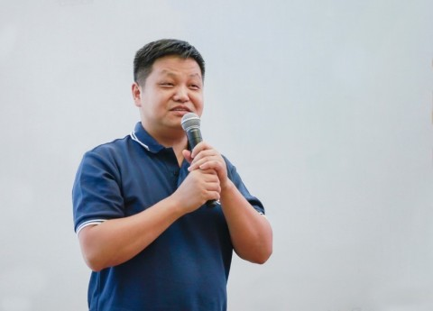 Jun Yu, Head of DiDi Labs in Toronto, said DiDi looks forward to actively contributing to the flourishing local tech ecosystem (Photo: Business Wire)