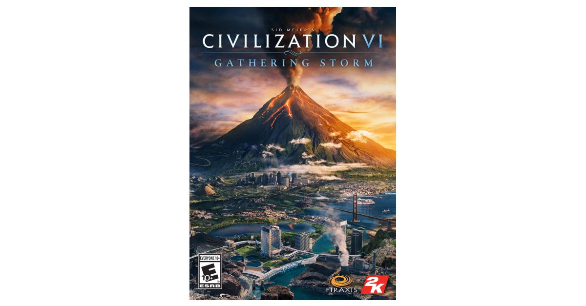 Sid Meier's Civilization® VI: Gathering Storm Available February 14