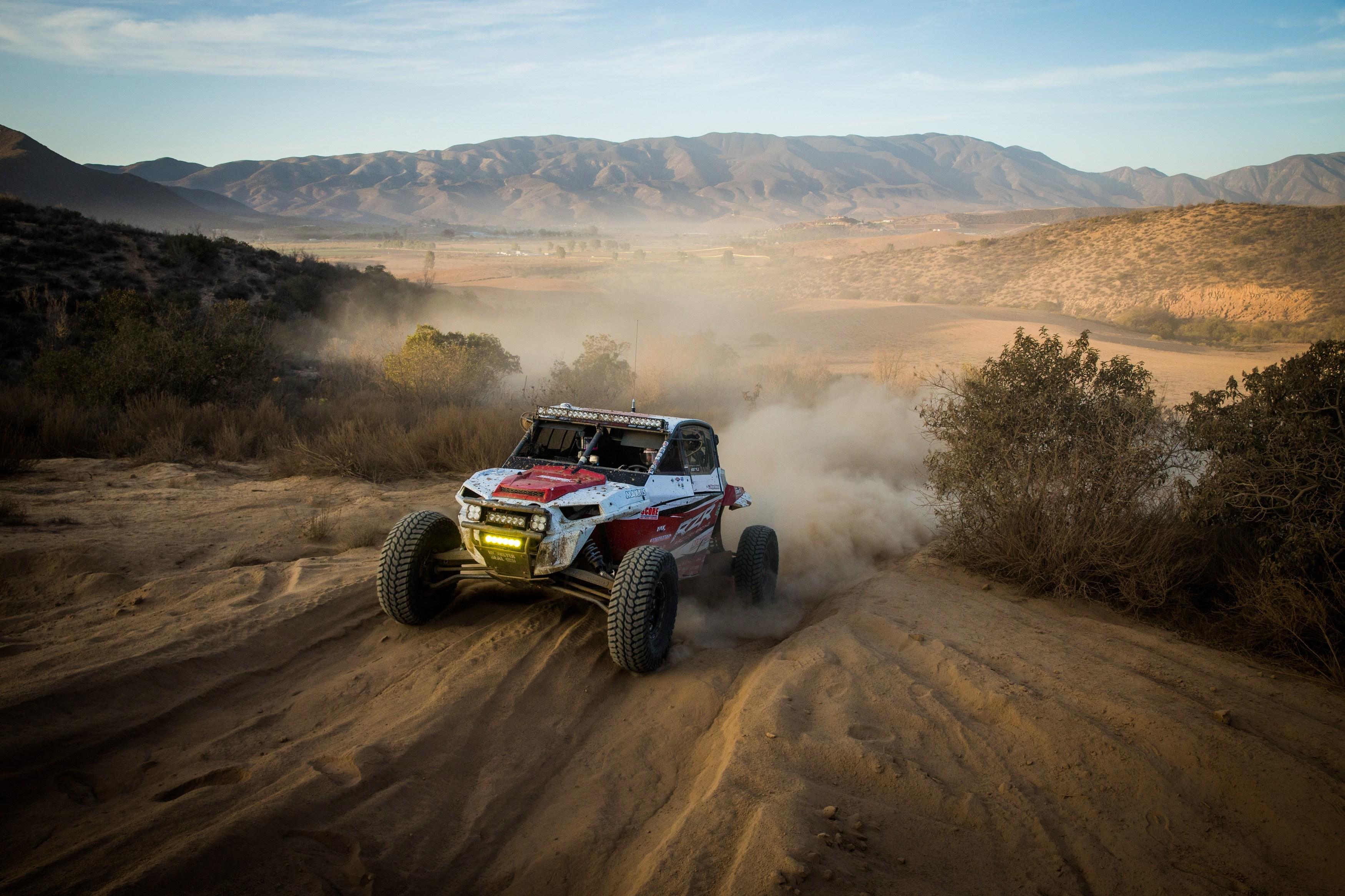 Polaris RZR® Factory Racing Team Captures Multiple Wins at