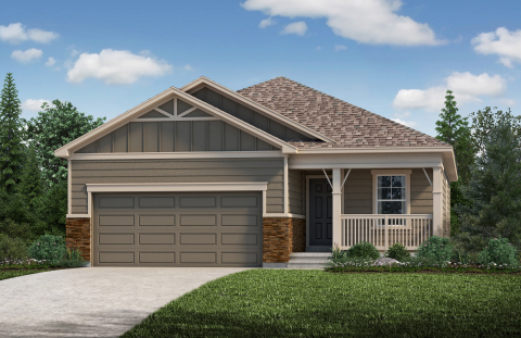 New KB homes now available in Northern Colorado. (Photo: Business Wire)