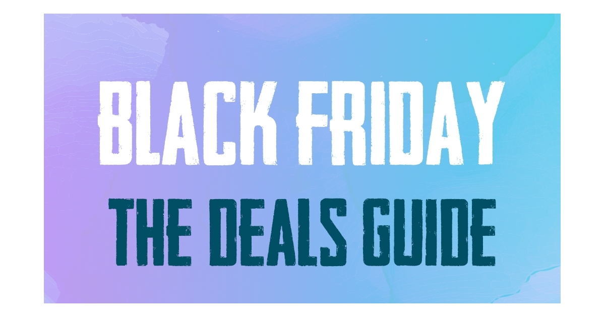 All The Best Microsoft Surface Black Friday & Cyber Monday