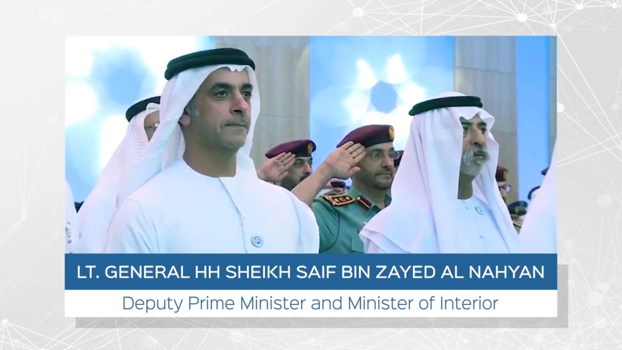 Saif bin Zayed Inaugurates the Second Aqdar World Summit (Press Video: AETOSWire)