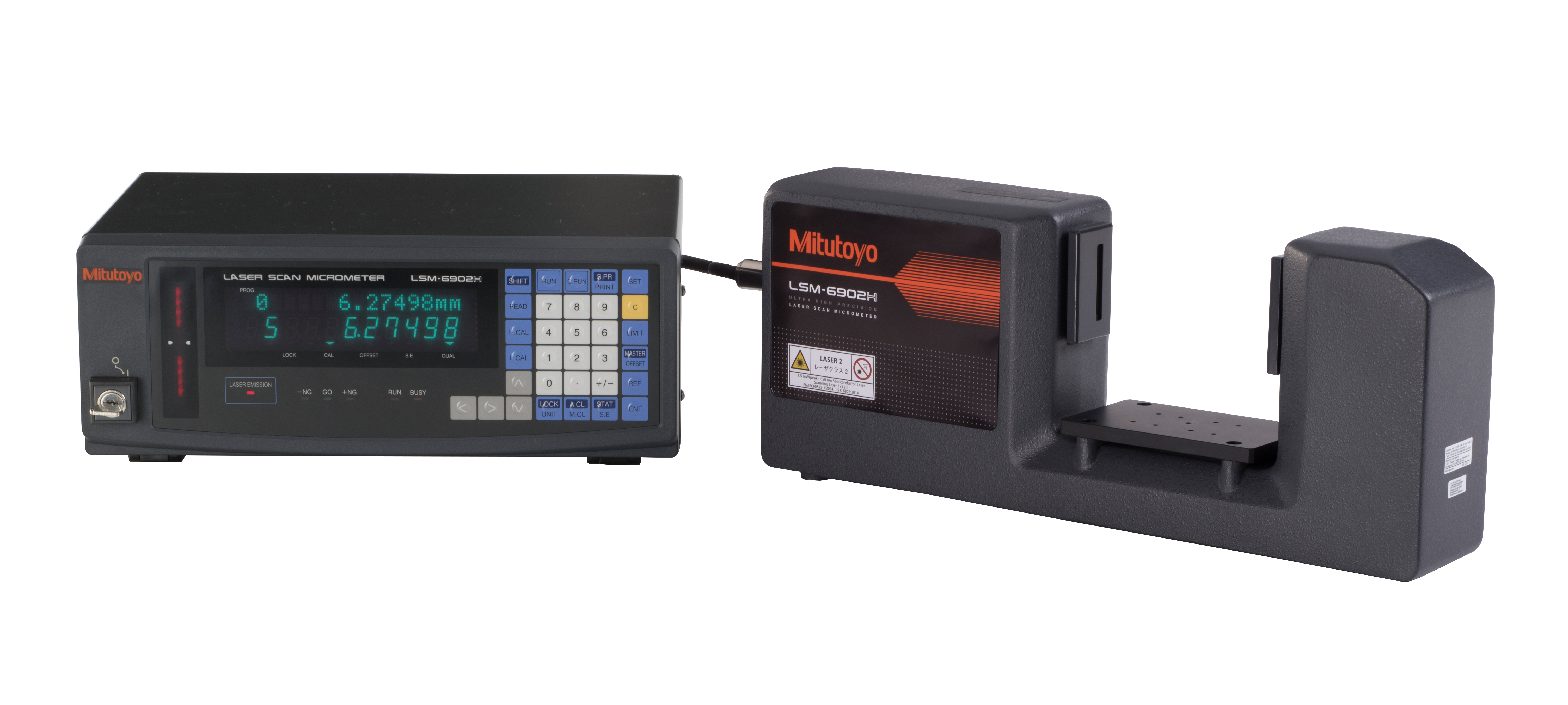 Mitutoyo America Corporation Introduces LSM-6902H Laser Scan