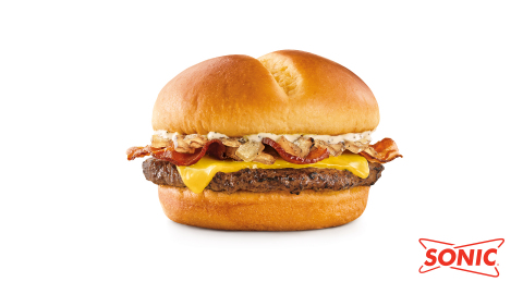SONIC Drive-In's new Steakhouse Bacon Cheeseburger (Photo: Business Wire)