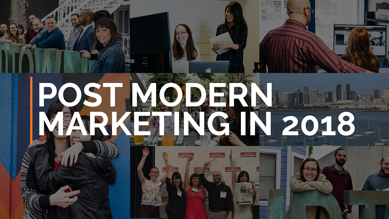 Post Modern Marketing had a year of growth and accolades in 2018.