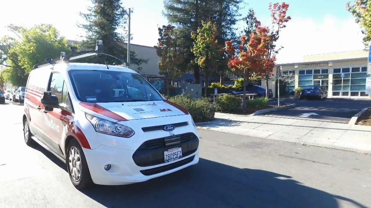 ThorDrive commercial vehicle services, in partnership with Hassett ACE Hardware, will support select residents of Channing House (senior housing) and fire departments in Palo Alto. ThorDrive's autonomous vehicles use Velodyne Lidar sensors.