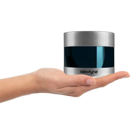 Velodyne Lidar's ULTRA Puck™ VLP-32C sensor combines best-in-class performance with a small form factor. (Photo: Business Wire)