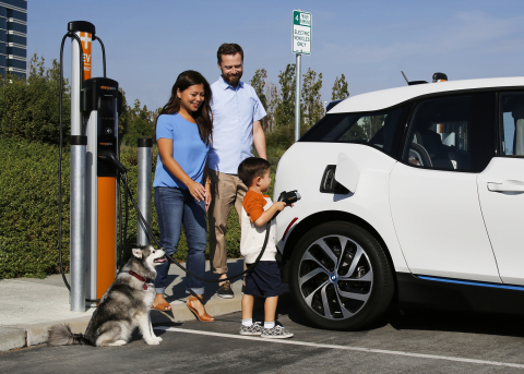 ChargePoint Secures $240 Million in Series H Funding as Electric Mobility Revolution Accelerates (Photo: Business Wire)