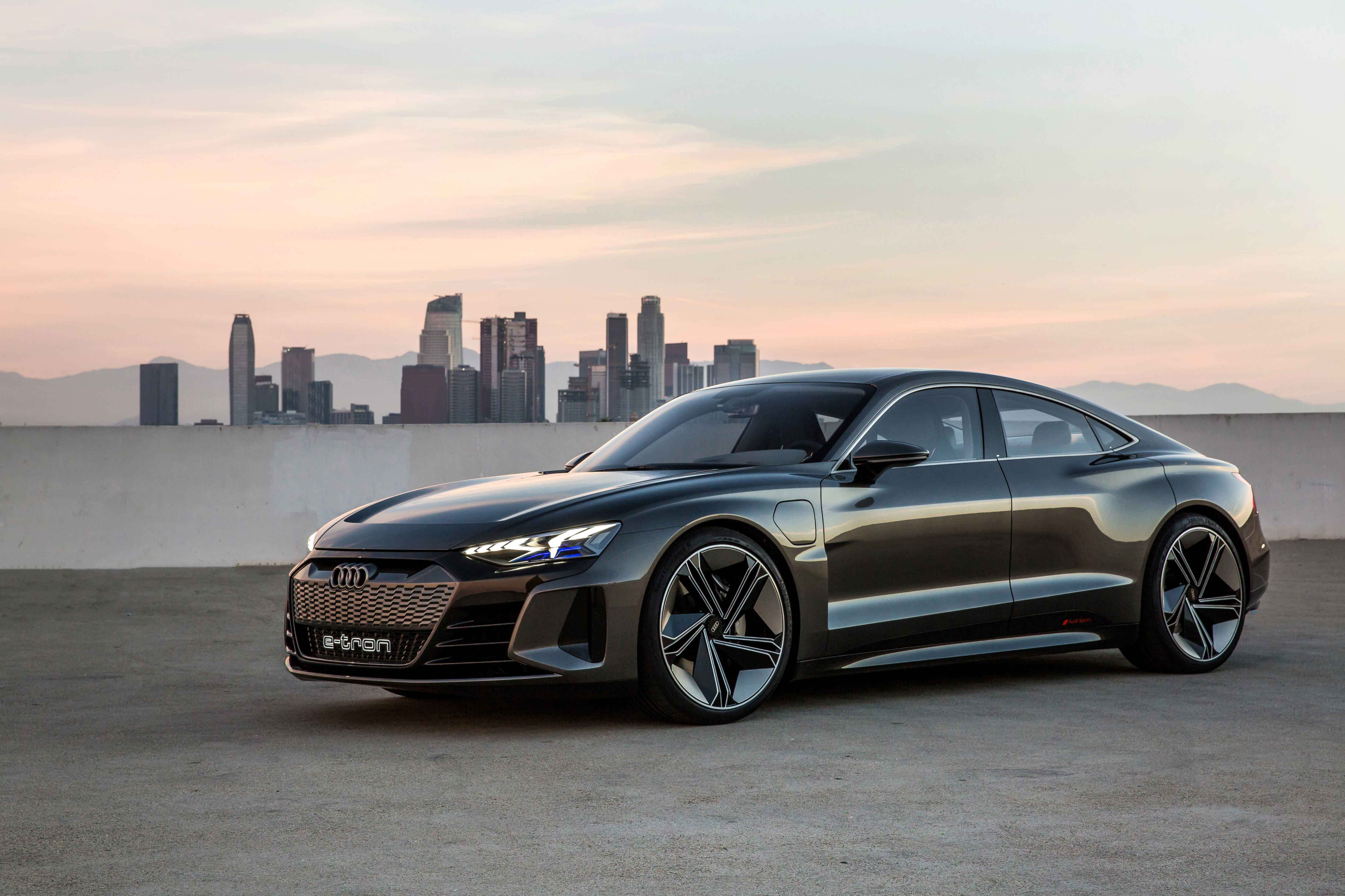 New Leading Role For Electric Performance The Audi E Tron Gt