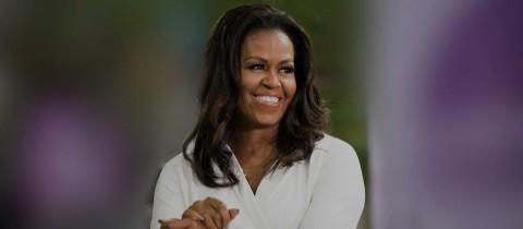 Michelle Obama (Courtesy BET)