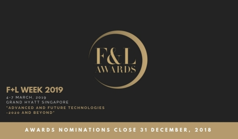 F&L Asia Awards 2019 (Graphic: Business Wire)