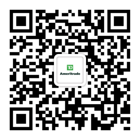 TD Ameritrade QR Code for WeChat. (Graphic: Business Wire)
